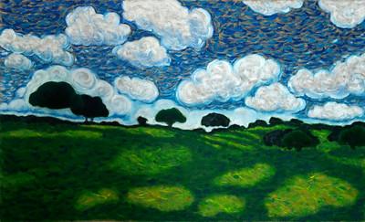 Life of a Tree: Alentejo I: Clouds (near horizon)
