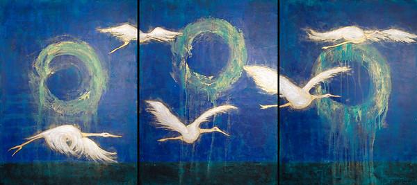Cranes of Peace