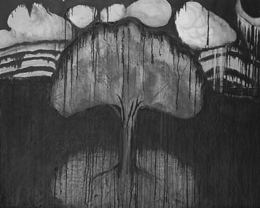 Life of a Tree: Alentejo VI: Gray Tree