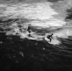 Surfer, OB