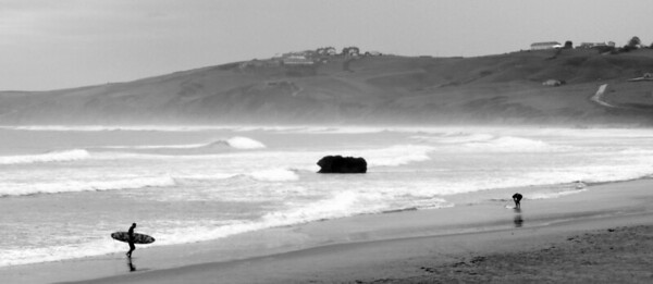 Después de la olas, La Costa Verde (After the waves, La Costa Verde)