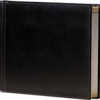 <b><font size=4><u>11x8.5 Padded Leather Photo Books - Designed by Jodi</b></u><font size=3>  Elegant bonded leather is padded for a luxurious look and feel. Choose black or sienna with contrast stitching for a rich presentation.       Cover:Padded Leather Colors:Black, Tan Binding:Side stitch Base price:$280 for 20 pages Add'l pages:$2 per page Max pages:80