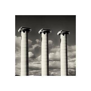 Montjuic columns
