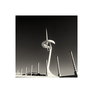 Montjuic Communication Tower