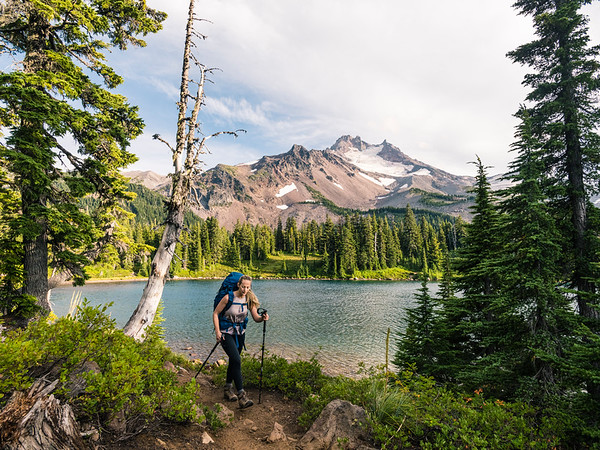 Scout Lake Backpacking