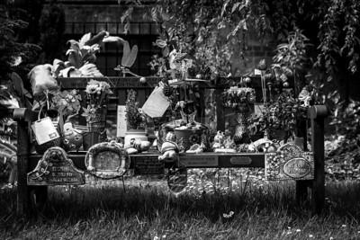 Honour Oak Cemetery, London