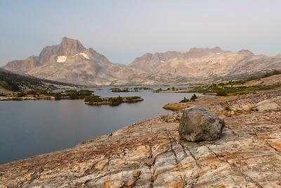 Thousand Island Lake Dawn