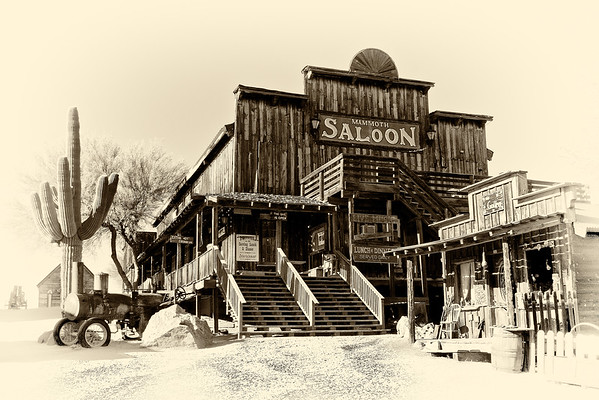 The Old Saloon (AR1101)