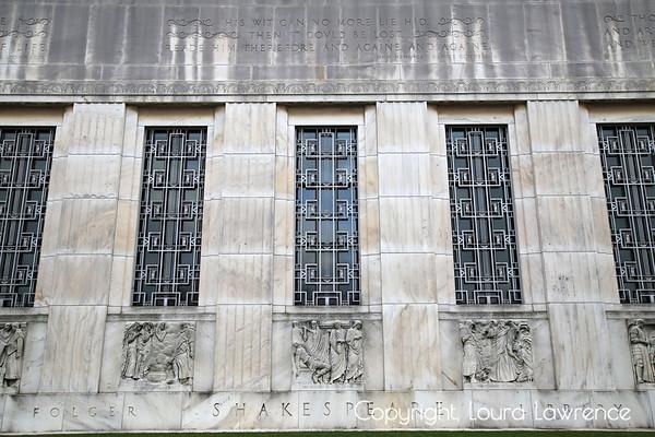 Folger Shakespeare Library, Washington D.C.