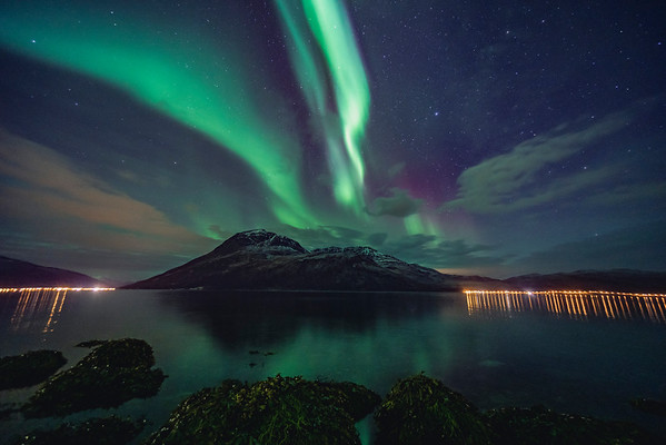 Aurora Borealis in Northern Norway 2018