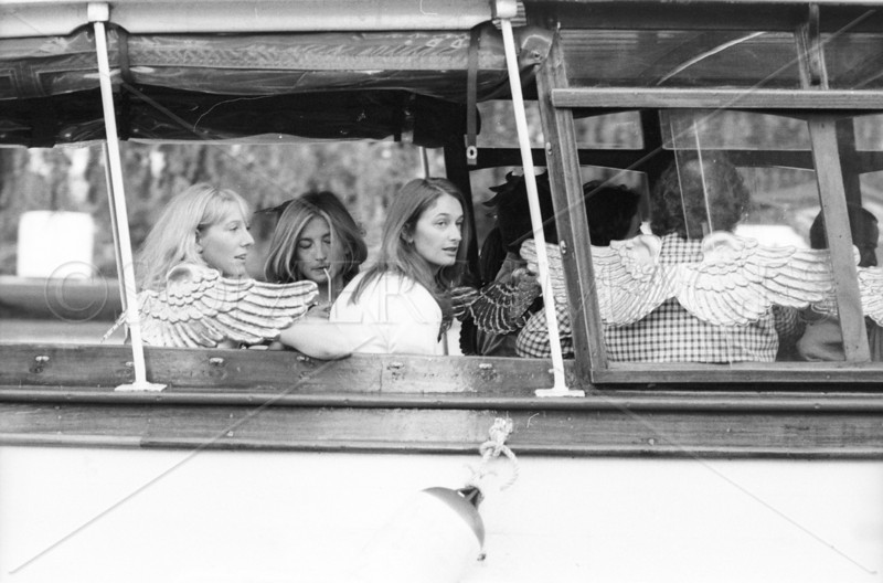 Party on Boat 1, Stratford on Avon
