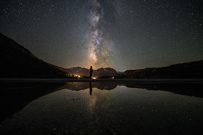 June Lake Beach Stargazer - Sigma 14mm