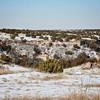 Palo Duro in Snow 1