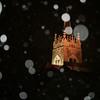 Church in Snowfall