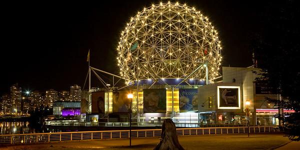 Science World - Vancouver, British Columbia