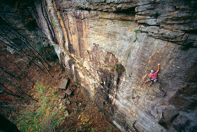 Greg Kottkamp, Little River Canyon, Alabama