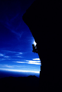 Steve's Arete, Mount Lemmon, Arizona