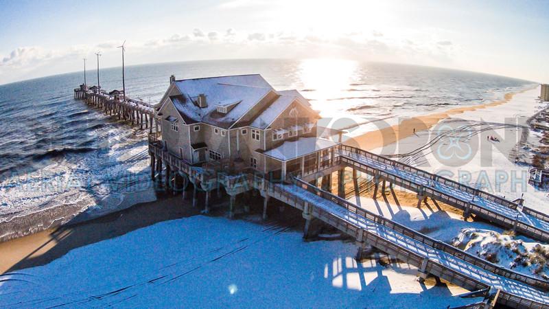 Jennette's Pier Snow 04