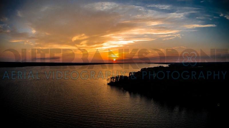 Perquimans River Sunset 02