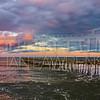 Nags Head Pier Sunset