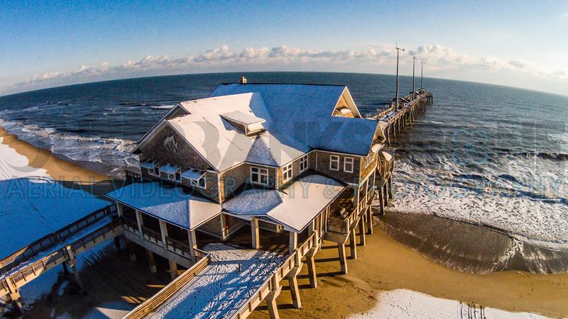 Jennette's Pier Snow 03