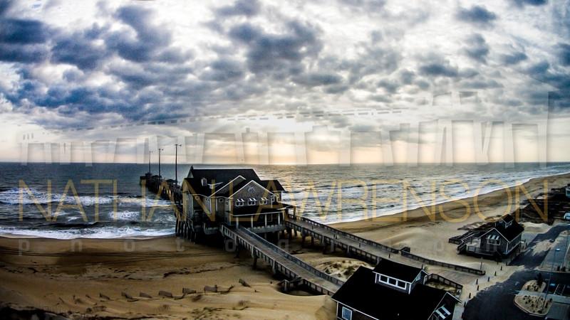 Jennette's Pier Sunrise 01