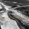 Nags Head Pier Snow 01