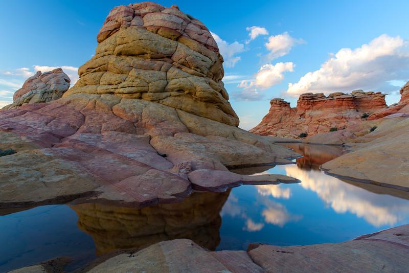Sandstone Reflection 2