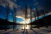 Trout Lake Winter