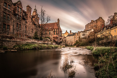 Dean Village - Edinburgh