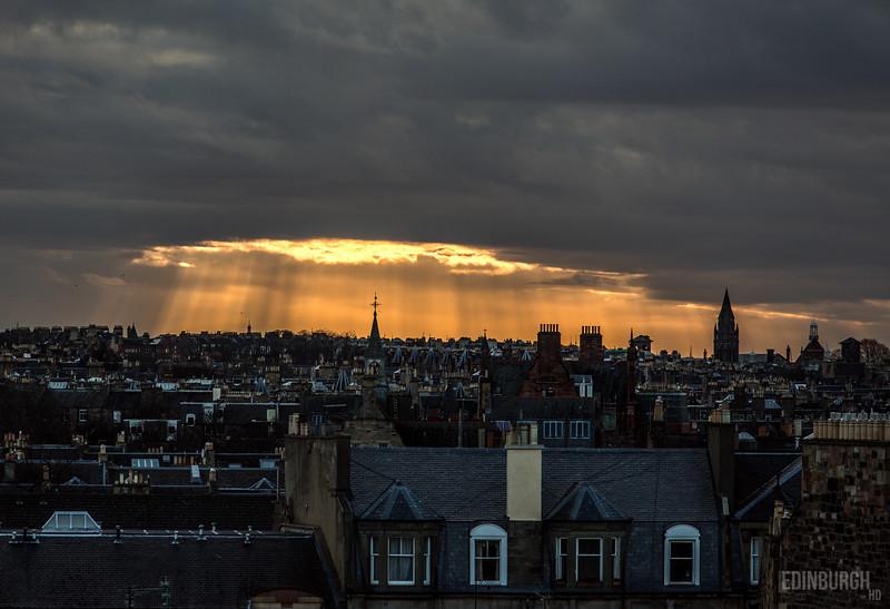 Rays of Light - Newington