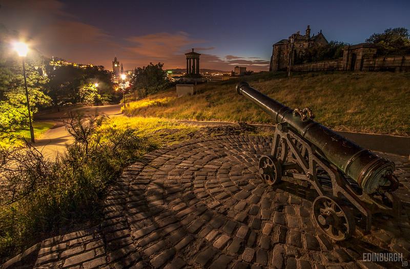 Calton Hill Canon