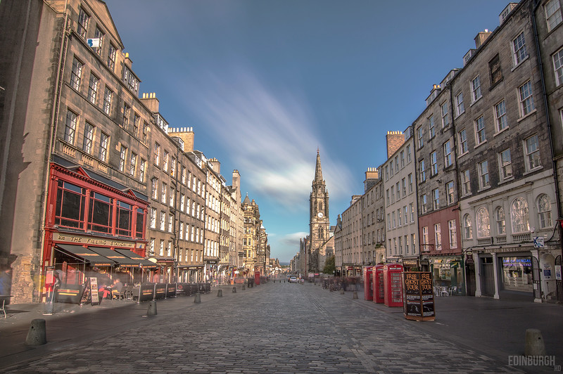 Royal Mile High Street