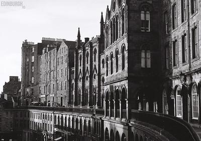 Victoria Terrace 35mm