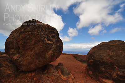 Garden of the Gods, Lanai.