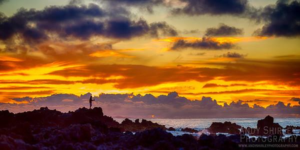 Sunrise at Makapu'u
