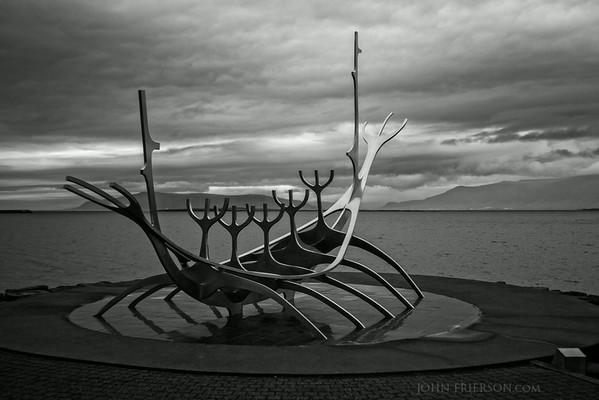 Sun Voyager, Reyjkavik