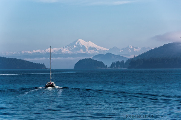 Mt Baker, Washington State