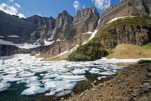 Iceburg Lake, Glacier National Park