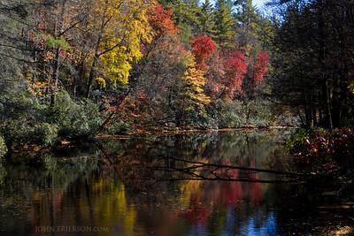 Fall Colors, Blue Ridge Parkway