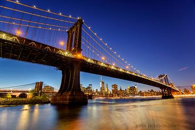 Two Bridges, New York City