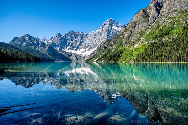 Cephren Lake