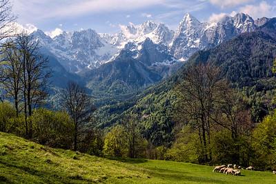 Jullian Alps, Slovenia