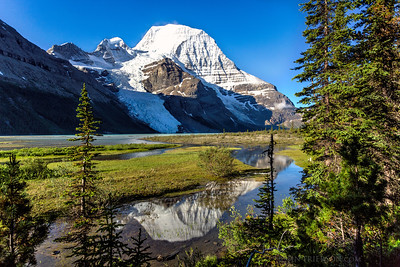 Early Morning at Mt Robson