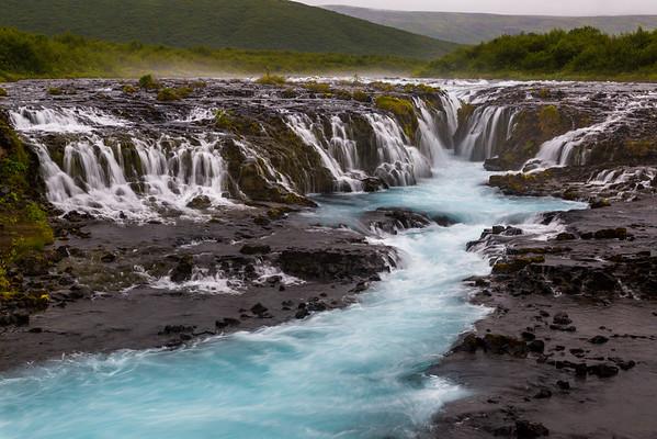 Burafoss, Iceland