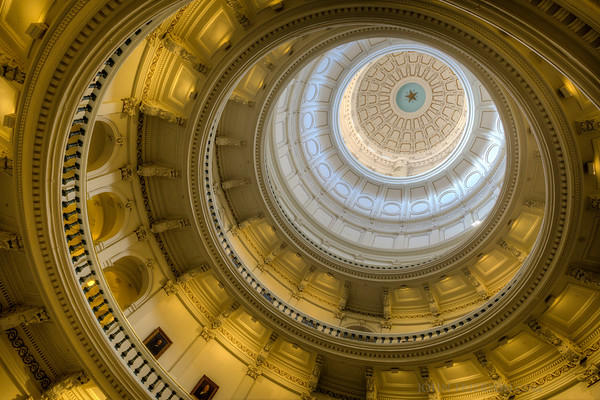 Austin, Texas, State Capitol