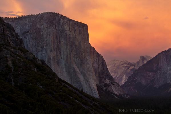 El Capitain, Yosemite National Park