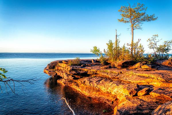 Madeline Island Sunrise 2