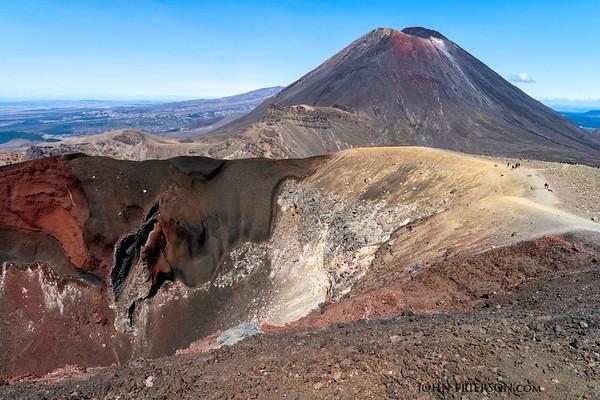 Red Crater, Tongariro National Park