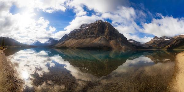 Bow Lake, Banff National Park